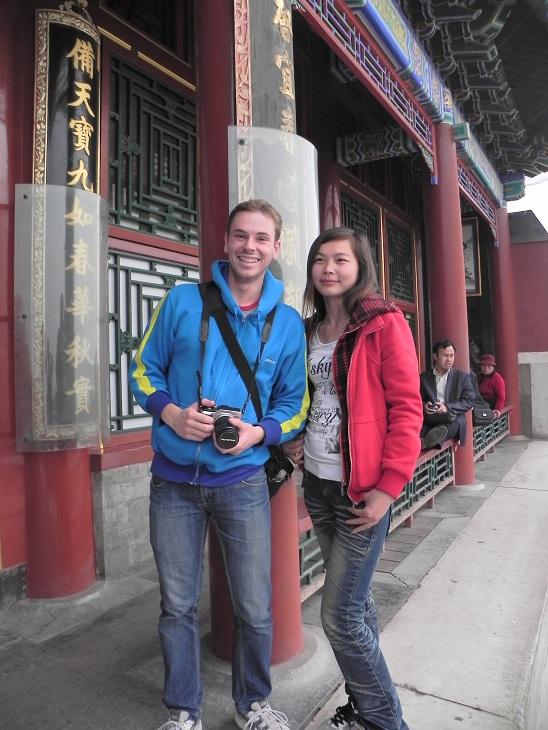 MAx en mode touriste