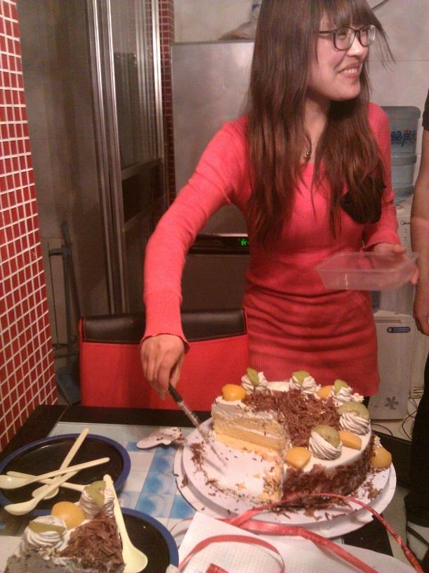 Le Gâteau de 丁香蕊