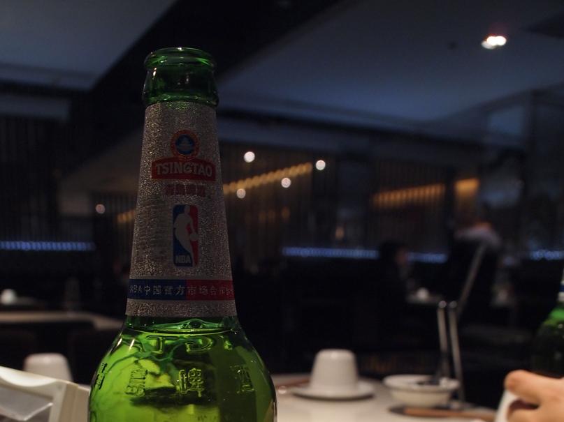 Tsing Dao - Bière NBA