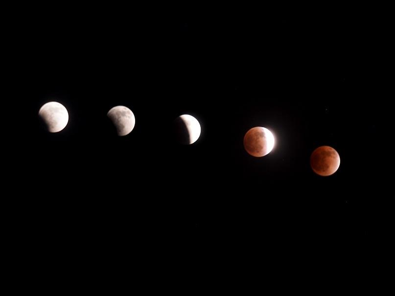 Eclipse de la Lune 11 dec 2011