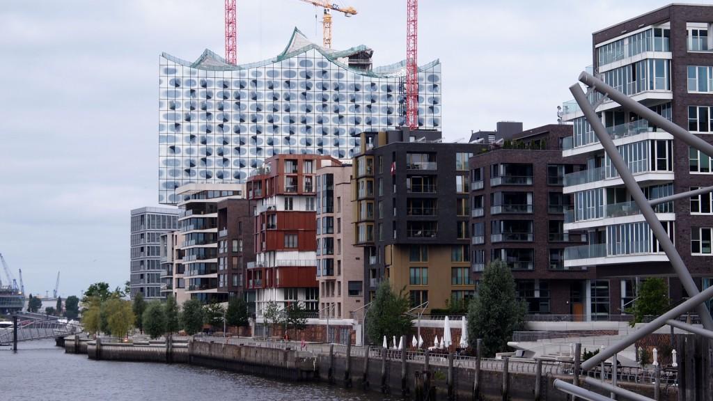 Nouveau quartier de Hambourg, quand le design fait parler l'histoire