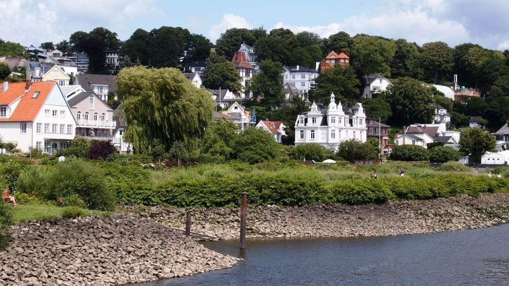 Villas au nord d'Hambourg