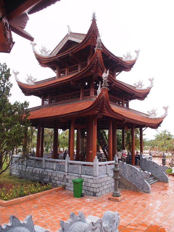 Temple Bouddhiste à CanTho