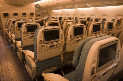 Singapore Airlines A380-economy-class