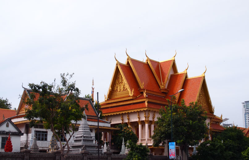 Style Cambodgien