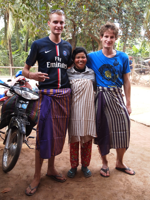 Cambodia Style!